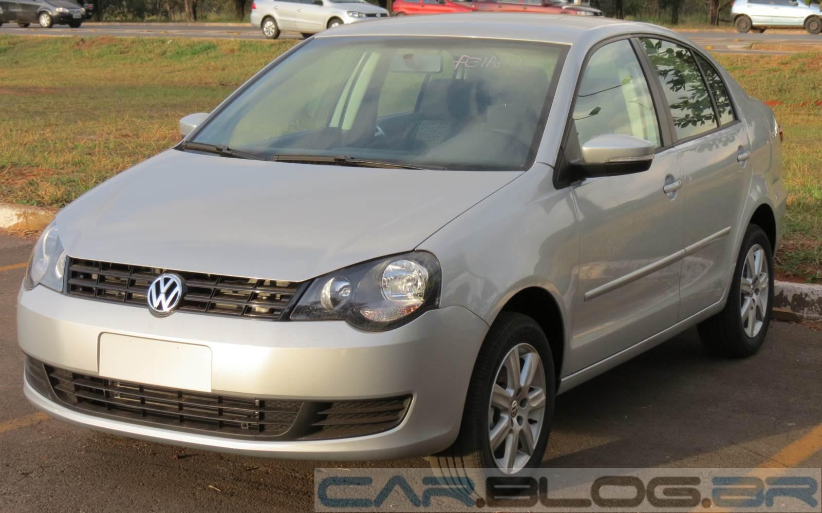 Com a saída de linha do Polo, a Volkswagen ficará sem um