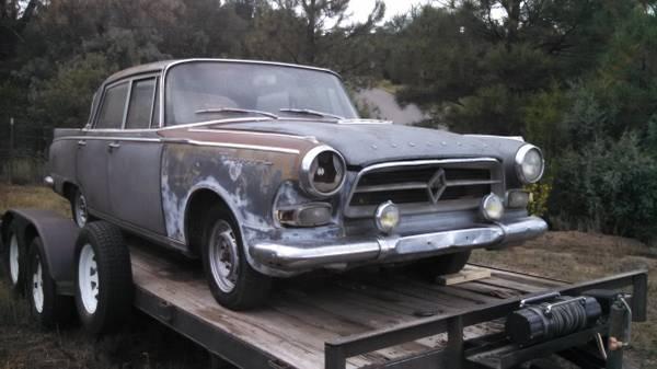 Daily Turismo: Flossen in the ABQ: 1961 Borgward P100