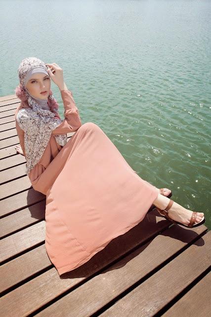 Tendance hijab été 2015