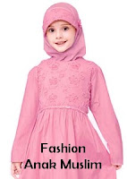 Fashion Anak Muslim