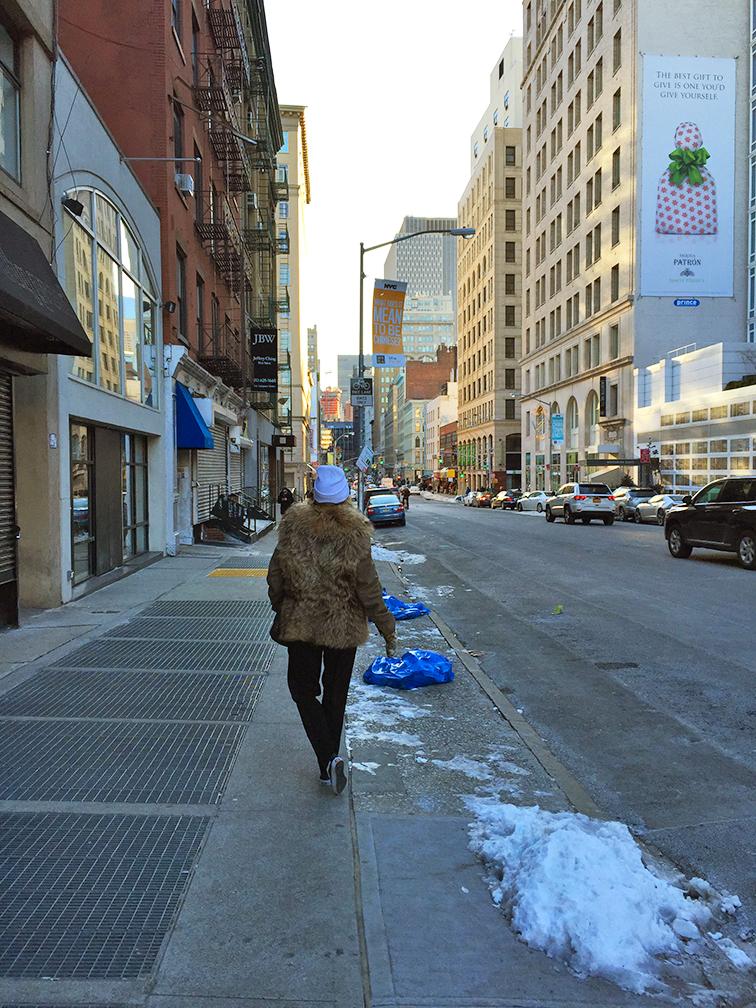 New York City, NYC, winter