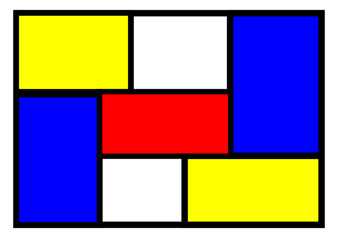 NY Star Cards: Iron Craft 2014 Challenge #9--Mondrian Card ...
