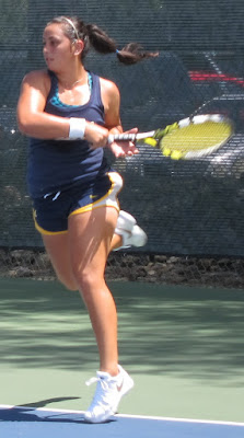 Cal's Manasse survives scare in National Indoors
