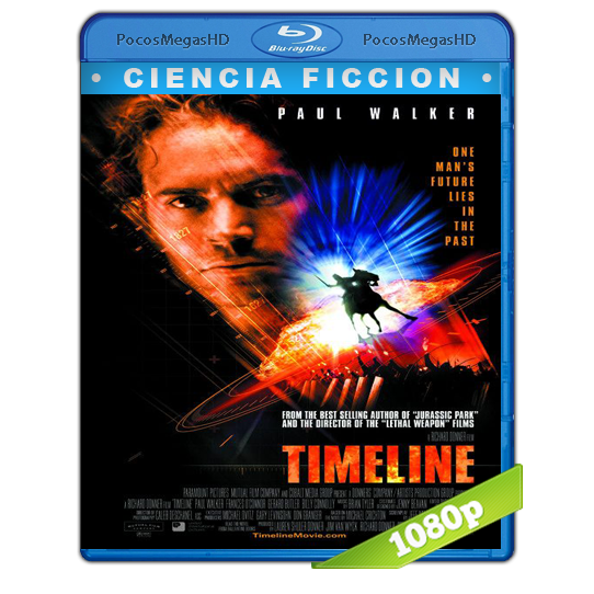 Timeline (2003) BRRip 1080p Audio Dual Castellano/Ingles 5.1