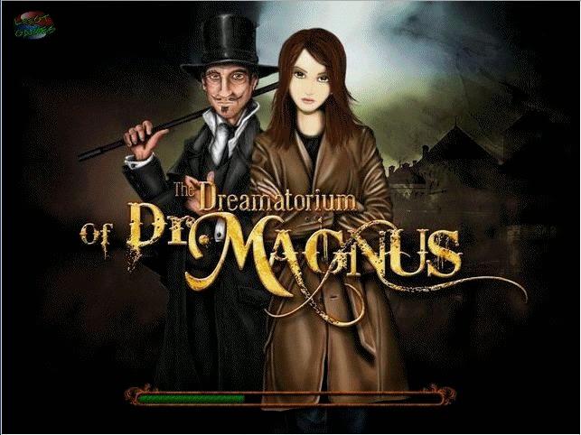 Dreamatorium of Dr. Magnus