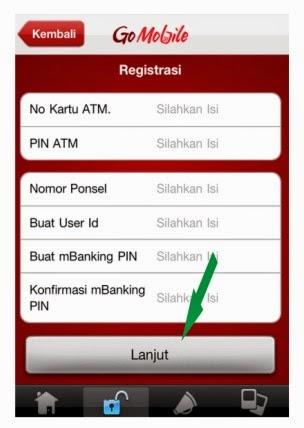 Cara Daftar Dan Aktivasi Mobile Banking Cimb Niaga Android Tabungan Bank