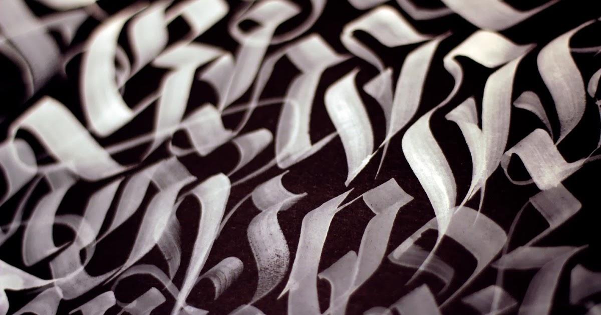 Theosone original calligraphy works for sale