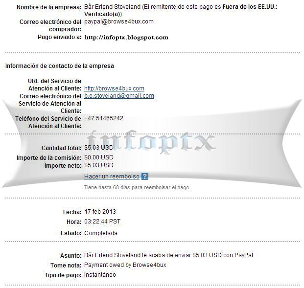1º pago de browse4bux $5.03 Browse4bux-1p