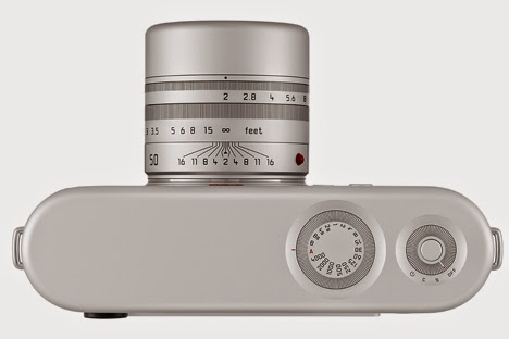 Leica M Camera design by Mark Newson