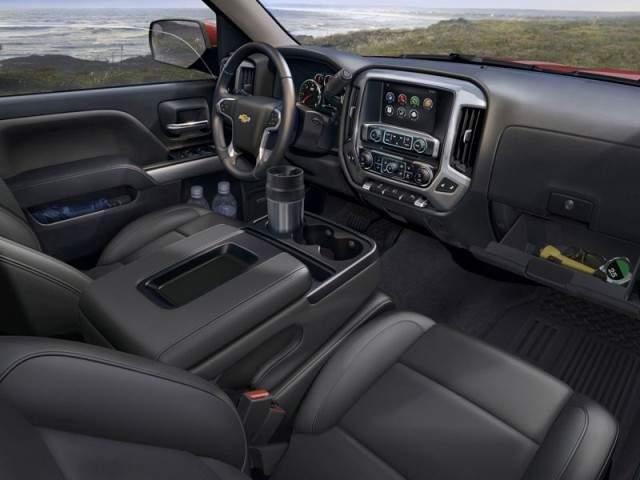 Chevrolet Silverado 1500 2013 interior