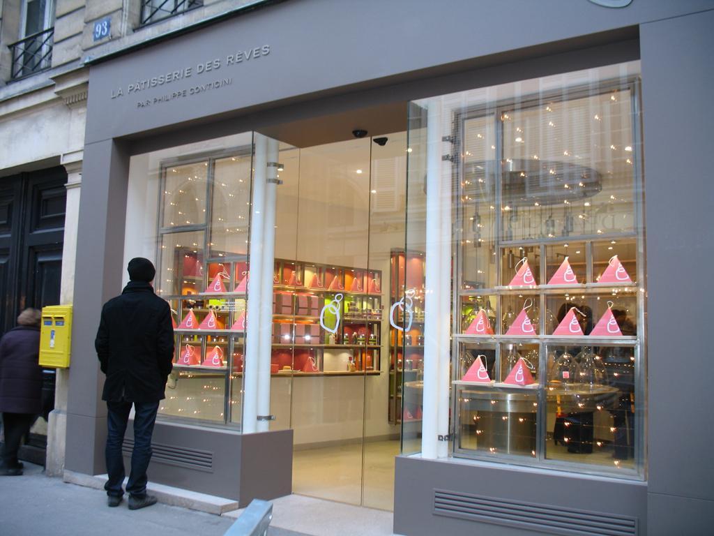 Paris the very best patisseries - La patisserie des reves salon de the ...