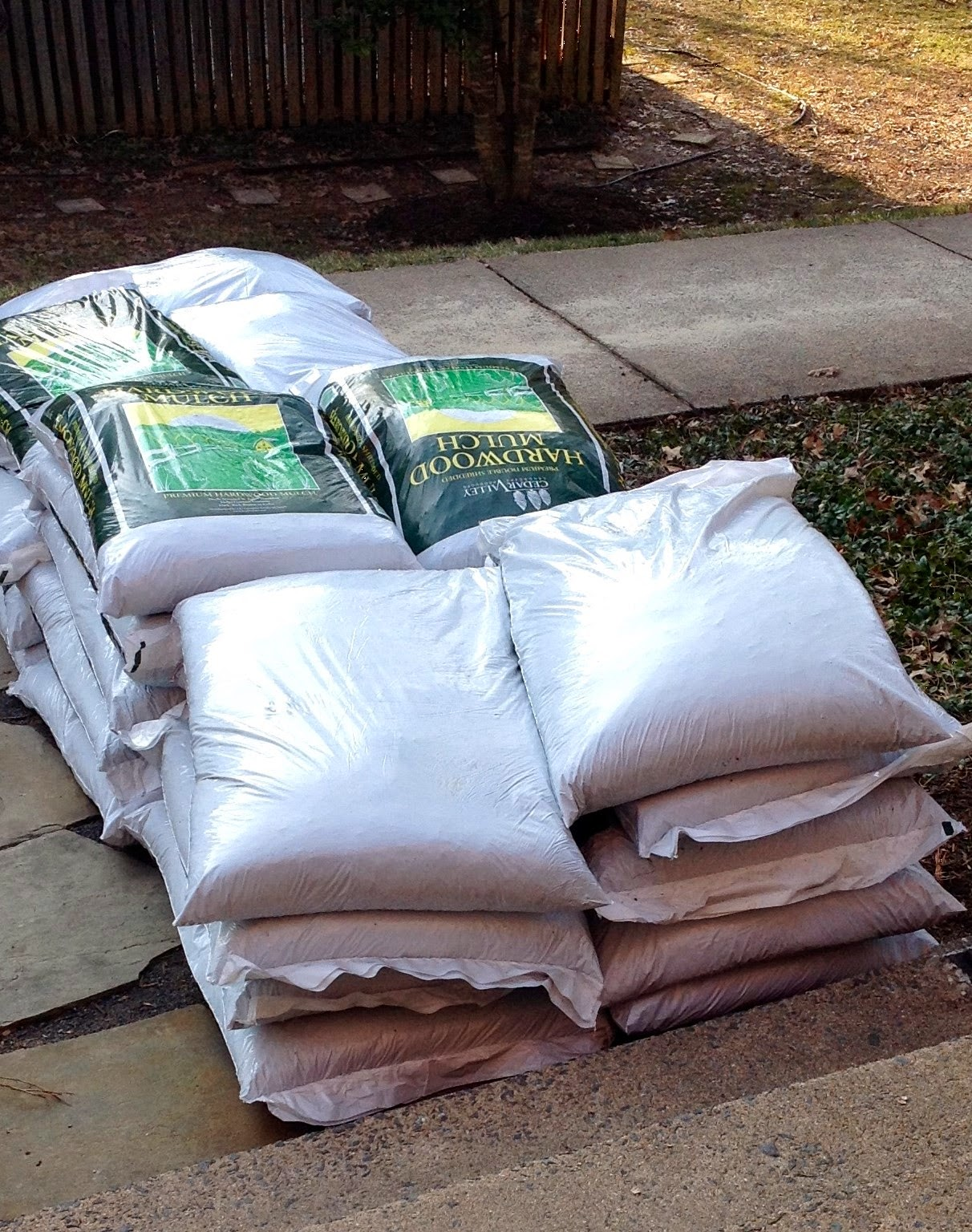 Mulch Delivery And Installation Virginia Beach