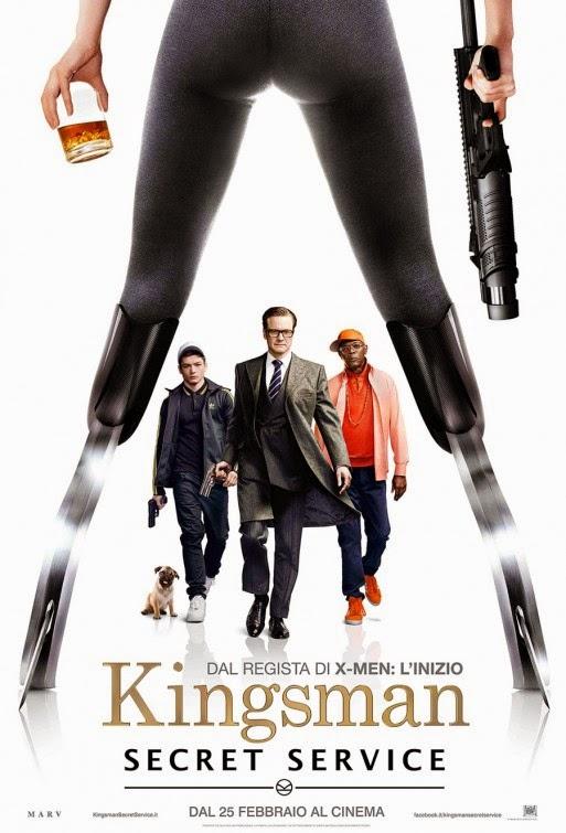 critical outcast review kingsman the secret service