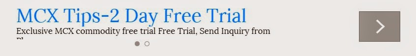 MCX Tips Free Trial On Mobile