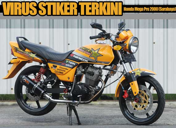 Modifikasi+Honda+Mega+Pro. title=