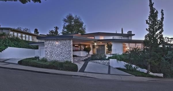 Modern Homes Los Angeles Jan 11 Mid Century Modern Open