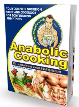 anabolic cooking cookbook review