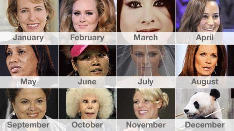 women of 2011