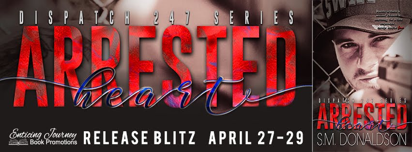 Arrested Release Blitz