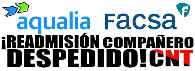 Aqualia-Facsa=terrorismo patronal