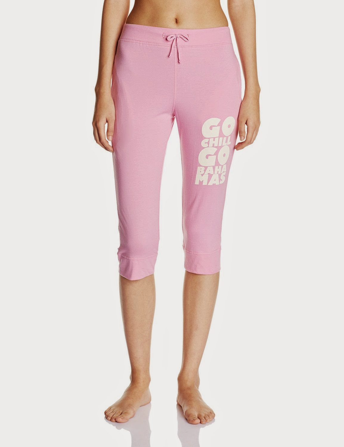 Buy GoBahamas Women's Cotton Capri Rs. 134 only at Amazon.