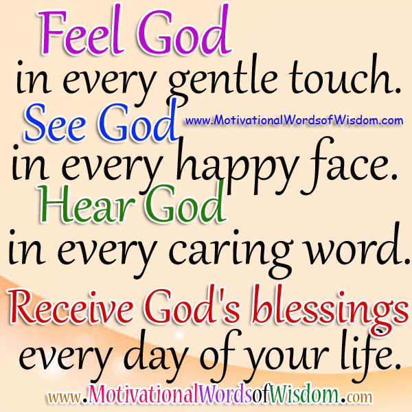 inspirational quotes from gods word quotesgram