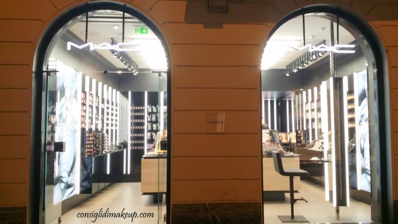 Makeup Lesson da Mac Monza