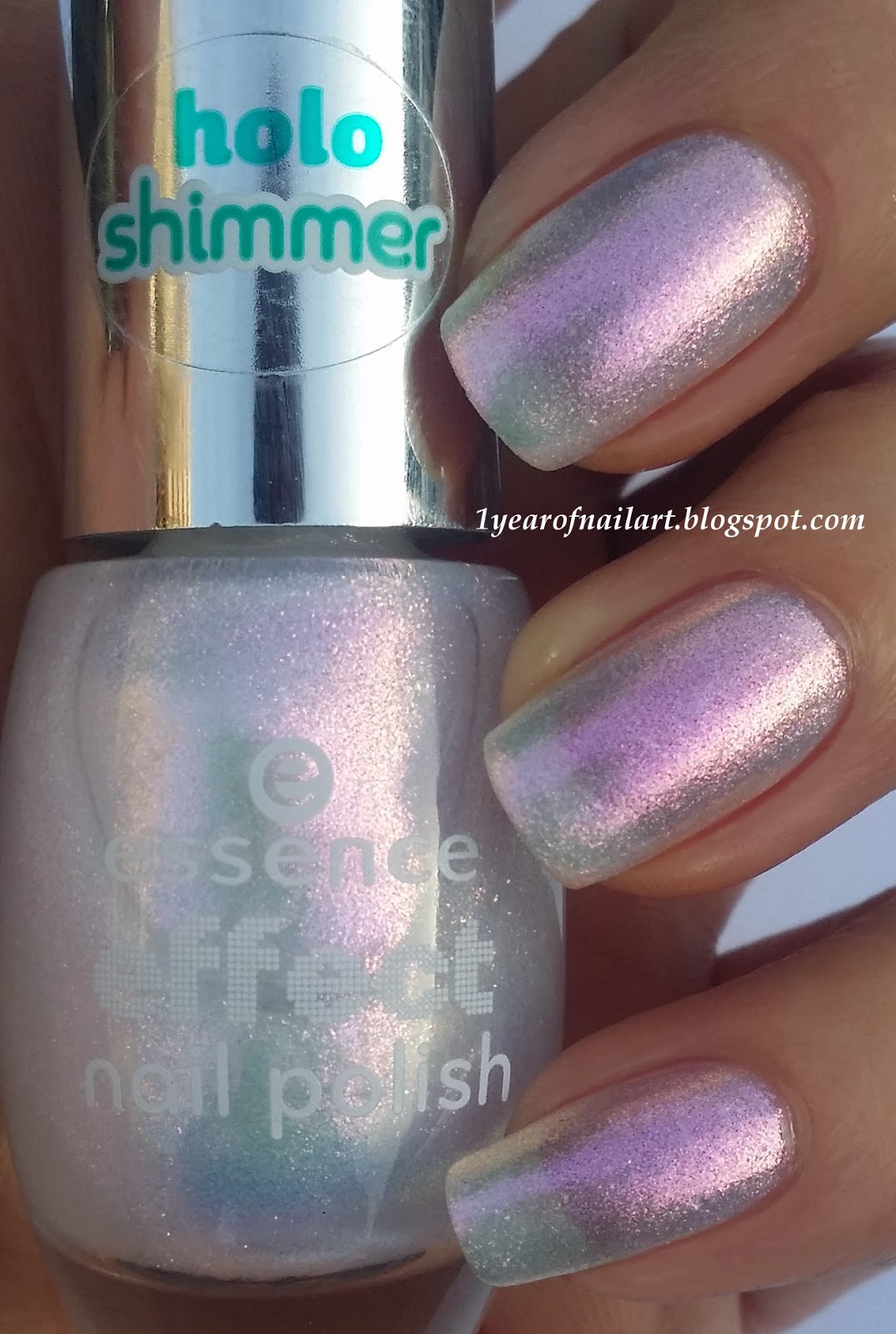 365+ days of nail art: Swatches and review Essence effect nail ...