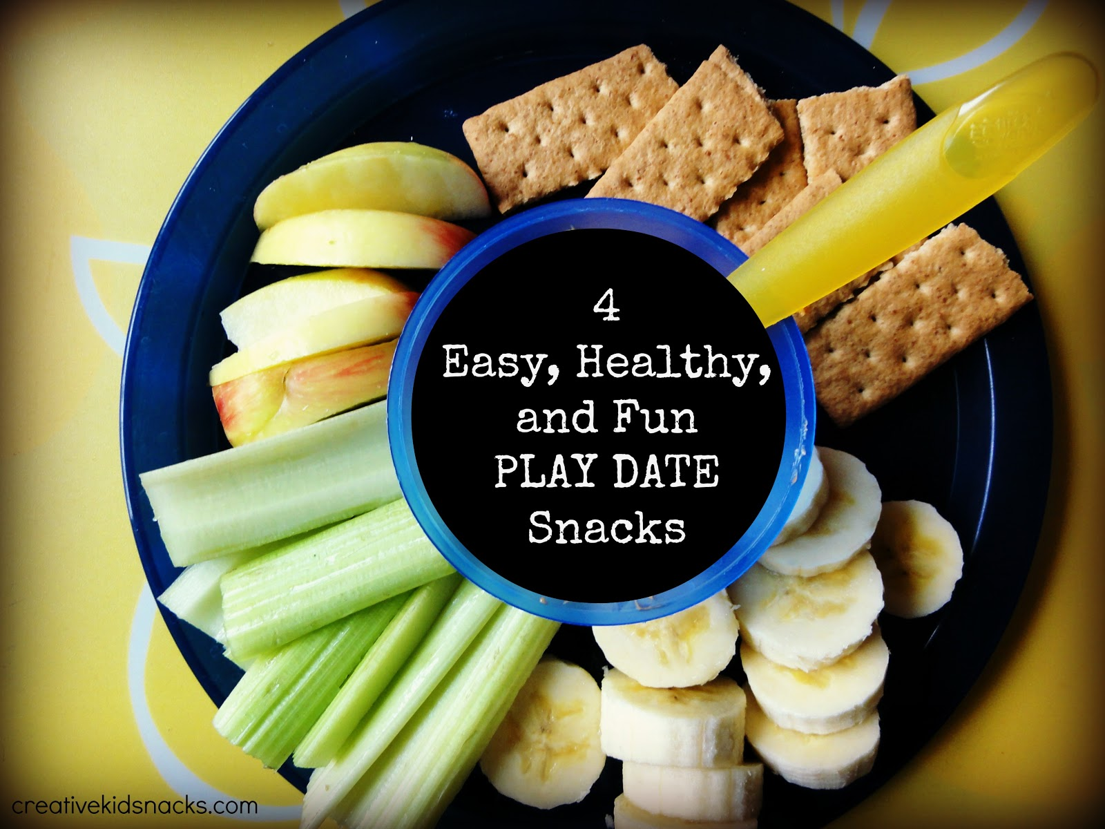 easy play date snacks