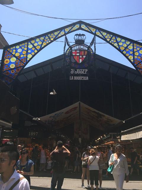 Barcelona, Spanyol,Eropa,Wisata,Travelling, La Rambla, St.Joseph Market, St. Joseph La Boqueria