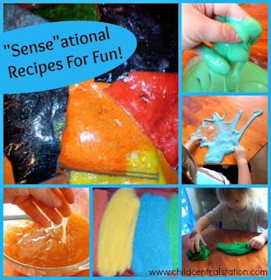 """photo of: """"Sense""""ational  Recipes for Fun! at PreK+K Sharing via Amy Ahola"""