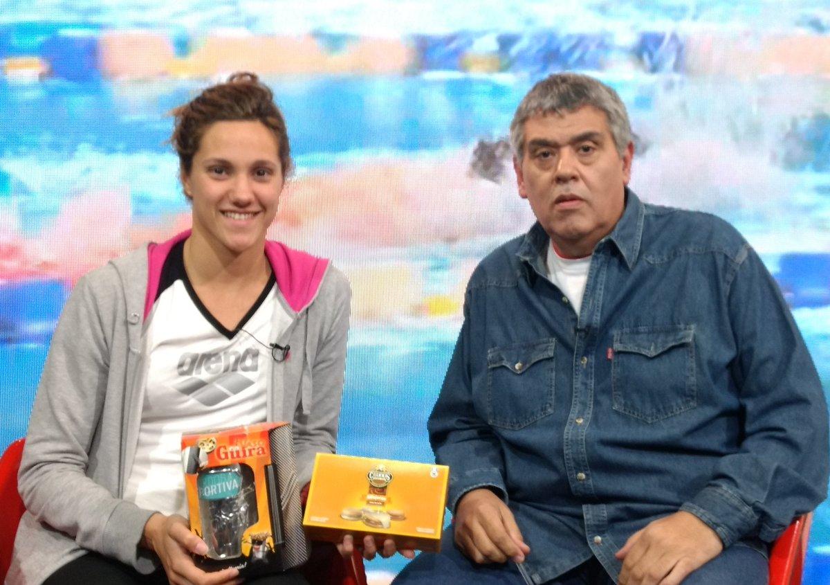 Rubén Di Liddo con ANDREA BERRINO