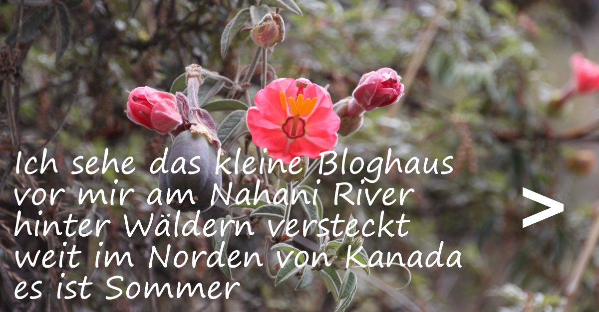 Nahani River