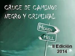 II EDICION:RETO NEGRO Y CRIMINAL