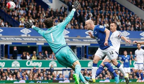 Everton 3 x 1 Chelsea - Premier League 2015/16