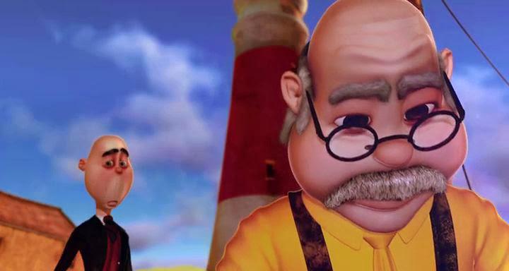 Screen Shot Of Sir Billi (2012) English Movie 300MB Short Size PC Movie