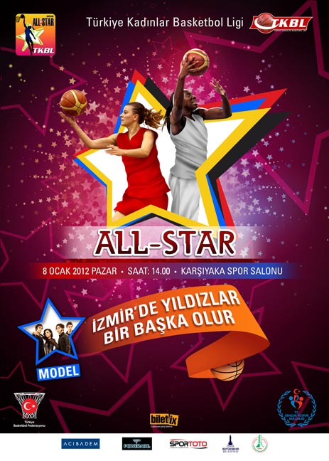 kadinlar all-star