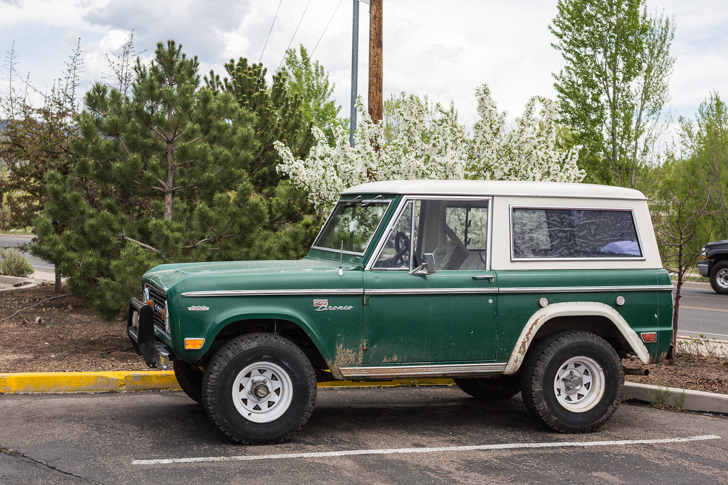 The Street Peep 1967 Ford Bronco 1969 Xlt