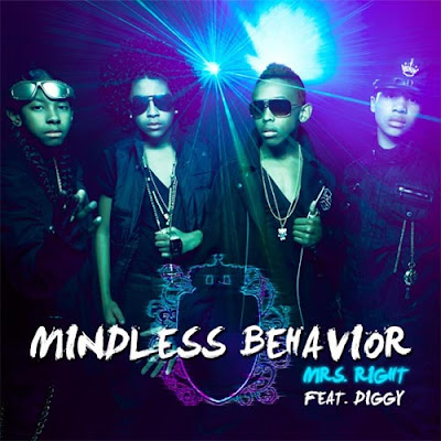 Mindless Behavior - Mrs. Right (feat. Diggy Simmons) Lyrics