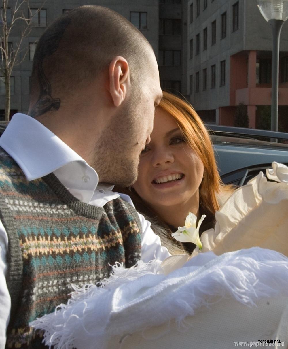 Певицы максим и ее свадьба фото