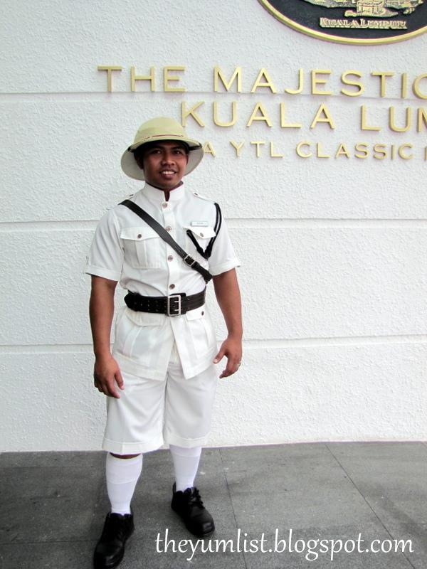 The Majestic Hotel Kuala Lumpur Malaysia The Yum List