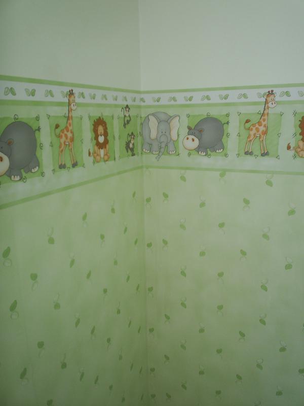Jacques papel de parede quarto infantil for Papel para pared infantil