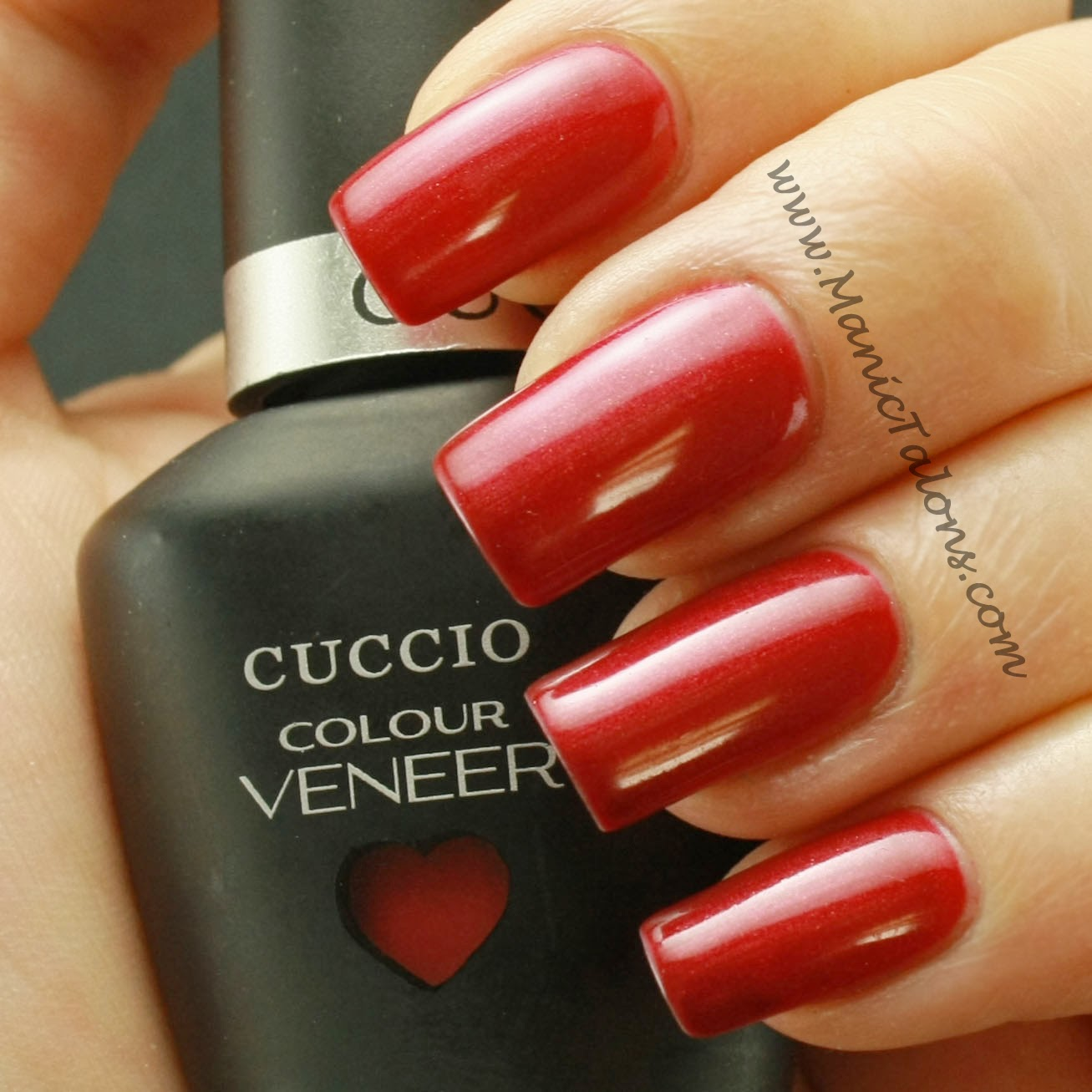 Manic Talons Nail Design: Cuccio Match Maker Swatches and Review