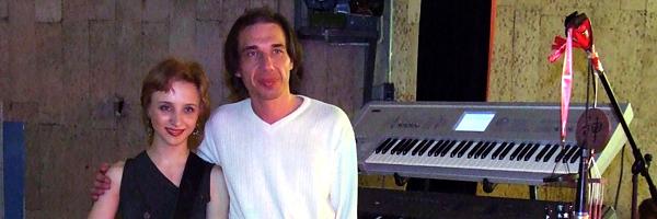 АстроФест - 2006 | АстроДинамика | композитор Андрей Климковский и гитаристка Юлия Ломанова | полная аудиозапись (восстановленная и ремастированная в декабре 2013)