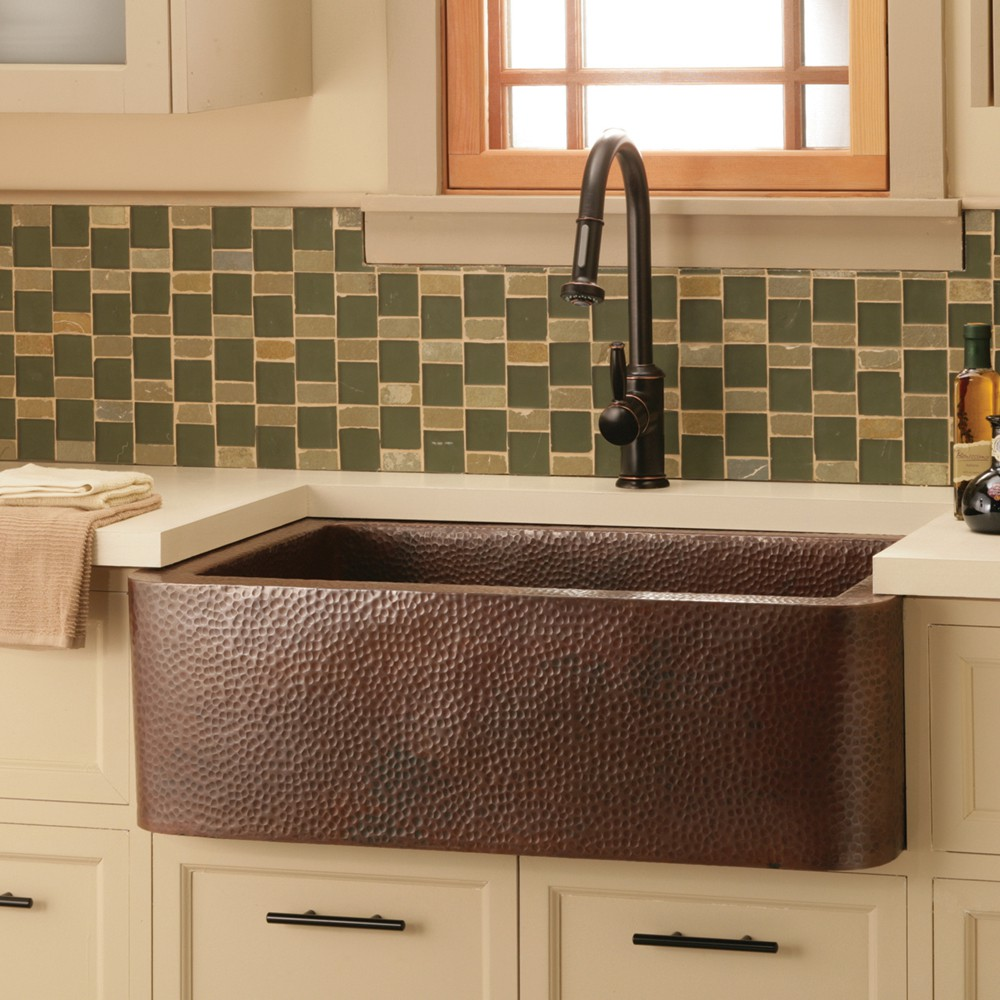 Country Farm Sink : Stainless steel farmhouse sinks are now available.Stainless steel is ...