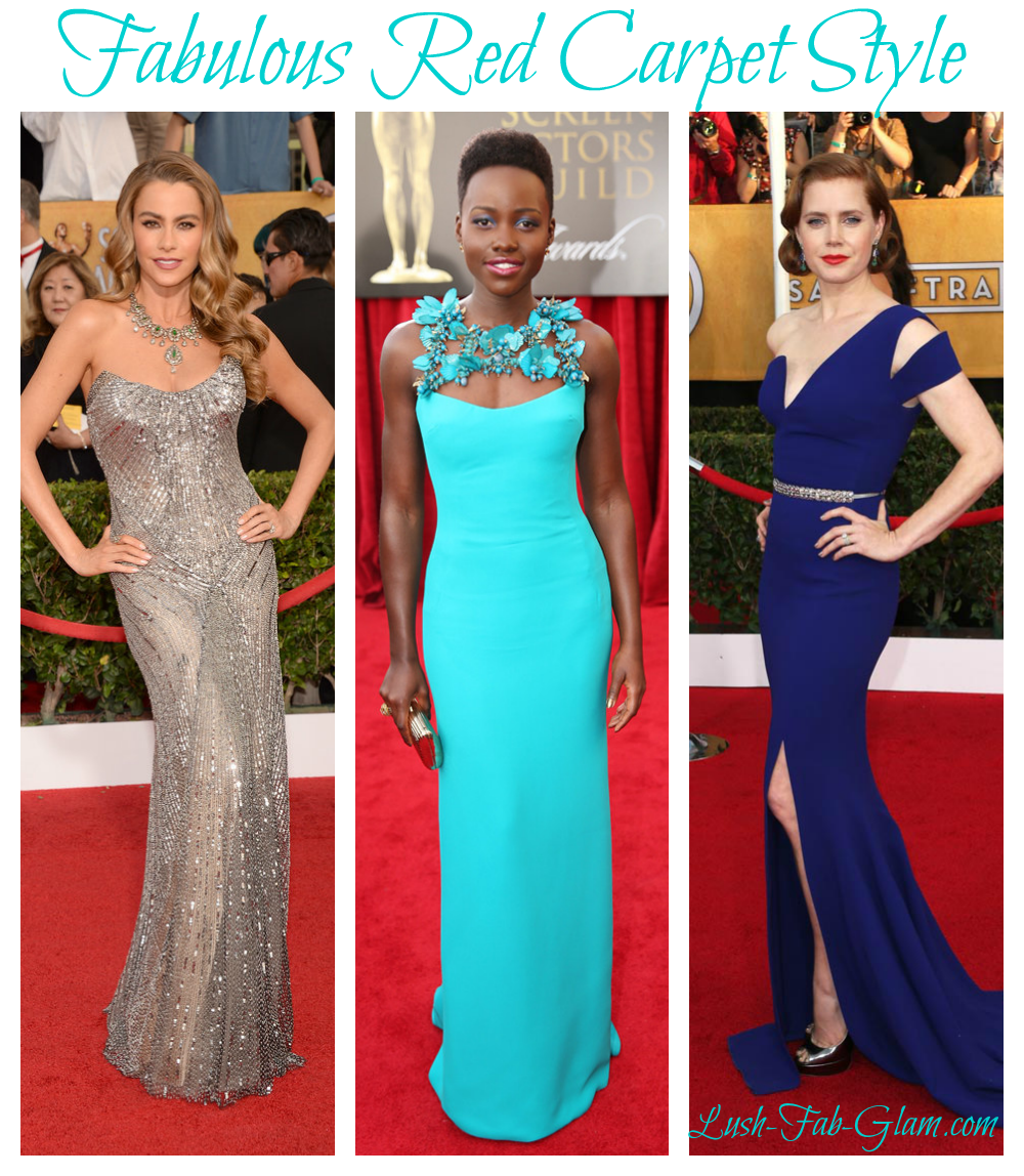 Lush Fab Glam Blogazine: Celebrity Style: 2014 Is Off To A Fabulous ...
