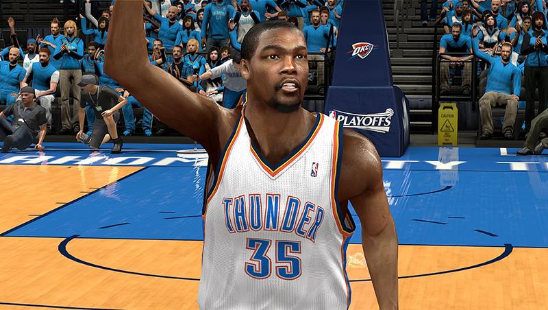 KD35 NBA2K
