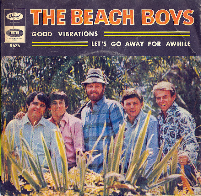 The beach boys -Good vibrations