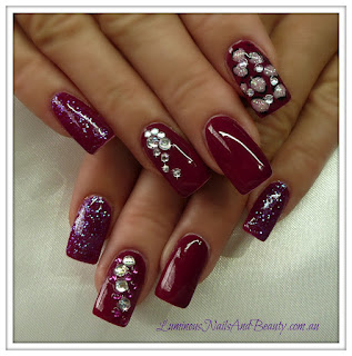 Nails+And+Beauty,+Gold+Coast+Queensland,+acrylic+nails,+Gel+nails