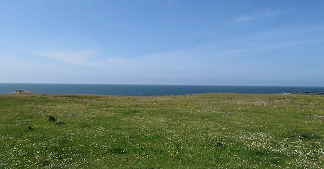 Bardsey Island, Wales